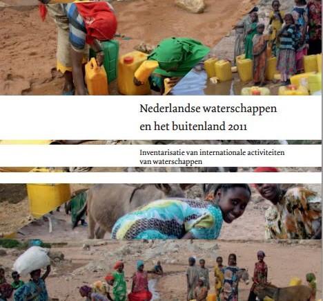Waterschappen en het buitenland 2011
